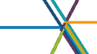2019藍色大氣工作總結計劃匯報通用PPT模板