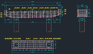 一種蓋梁模板的設計