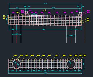 一種新型通用型直角蓋梁模板設計