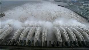 长江三峡大坝水利工程