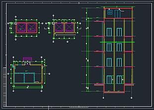 電梯CAD圖