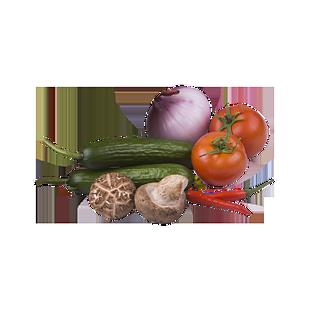 蔬菜高清免抠图