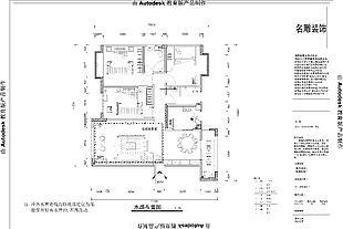 金沙灣8棟精裝施工圖