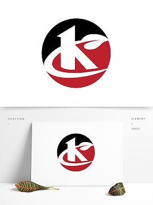 英文字母变形原创广告公司logo设计