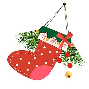 圣诞老人袜子
