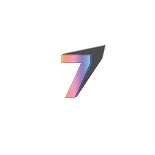 立體效果3D效果7立體七3D效果七