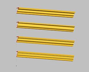 069-072装饰线.dwg