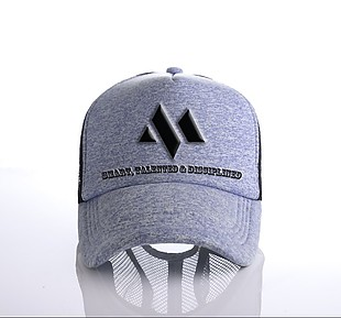 帽子Logo效果圖 賣家展示 正面
