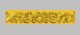 浮雕装饰线