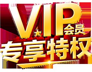 VIP专享特权