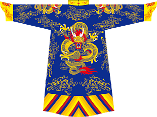 中国古代皇帝龙袍
