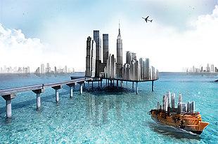 海上未来城市