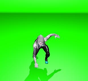 蜘蛛侠格温