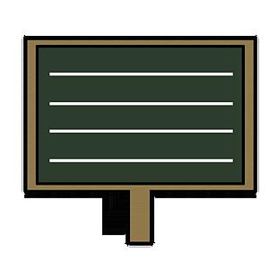 电商简约卡通可爱标题栏边框圆框方框对话框 (1)