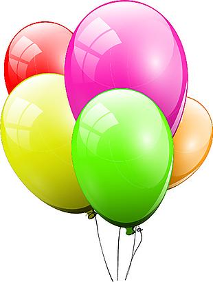 气球 彩色