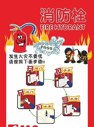 消防安全海報
