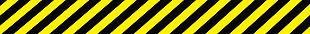 黄黑警示带