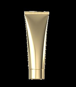 金色软管效果图