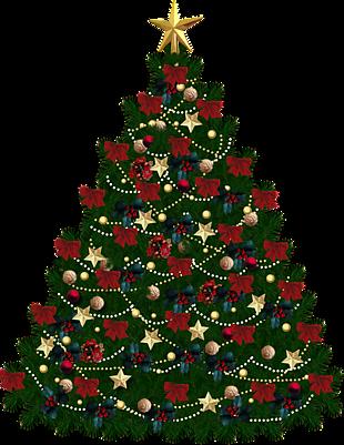 圣诞节圣诞树素材