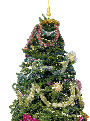 圣诞节圣诞树装饰
