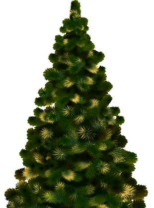 圣诞节圣诞树