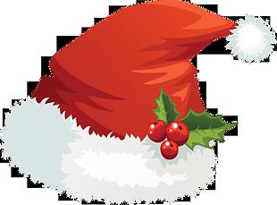 圣诞节帽子元素素材