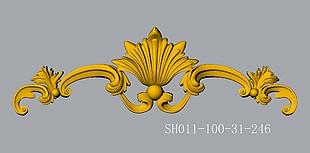 SH011-100-31-CAD3d模型