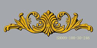 SH009-100-30-CAD3d模型