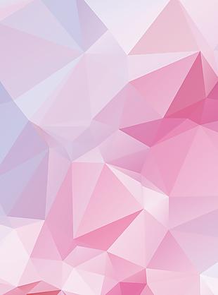 粉色渐变科技