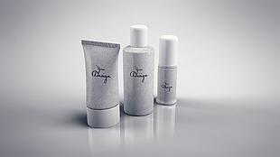 化妆瓶罐包装设计