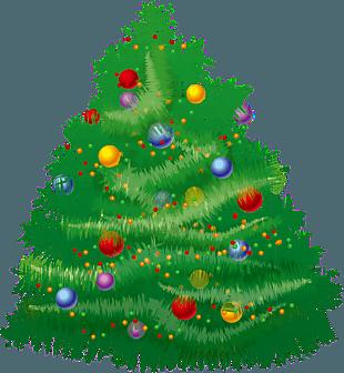 时尚圣诞树 创意圣诞树 节日树