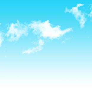 藍天白雲免摳背景
