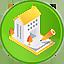 公寓管理系統圖標