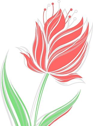 花朵手繪素材