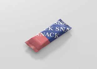 塑料 糖果 食品 包裝袋 展示 樣機