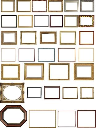 邊框相框素材