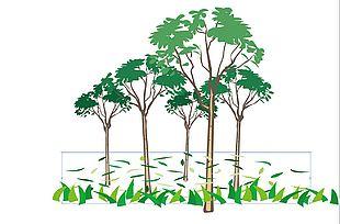 這是一個很簡單的大樹