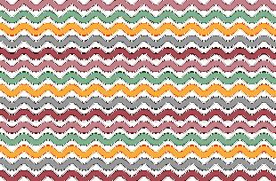 波紋 彩色 線條