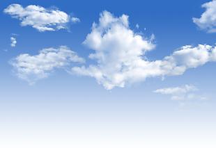天空 云彩 背景