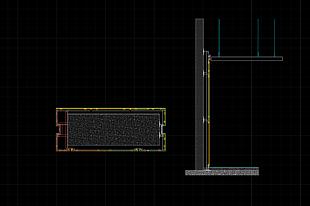 鋁單板施工大樣圖