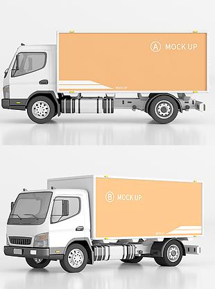 3D卡車貨車樣機制作