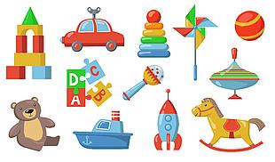 幼兒玩具圖集