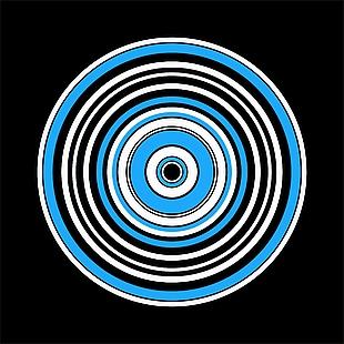圈圈+圓圈+藍白圈