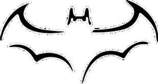 蝙蝠 蝙蝠侠标志