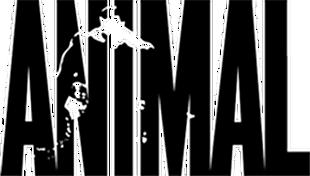 animal 字体