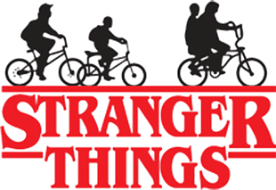 怪奇物语 自行车