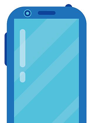 手机矢量素材
