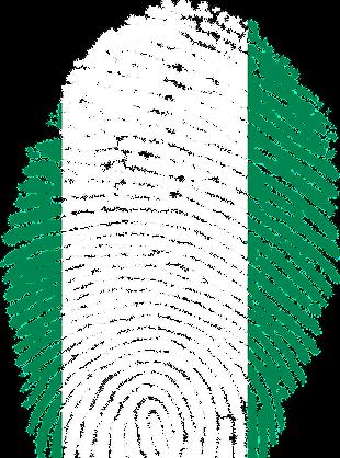 指纹 国家性 身份