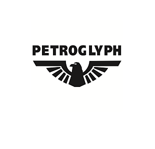 Petroglyph 鷹