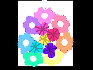 魔法彩虹吊飾